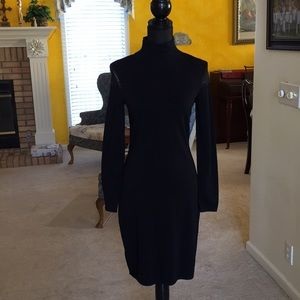 Ralph Lauren Black Knit Dress